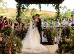 foto casamento terras de clara