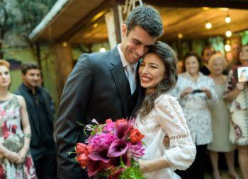 foto casamento ruella